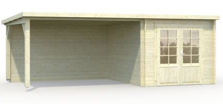 abris de jardin toit plat ou monopente archives abris bois jardin. Black Bedroom Furniture Sets. Home Design Ideas