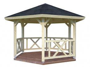 Kiosques Ou Pavillons Archives Abris Bois Jardin