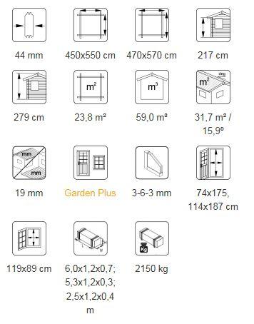 Irene 21.9 + 5.2 m² desc