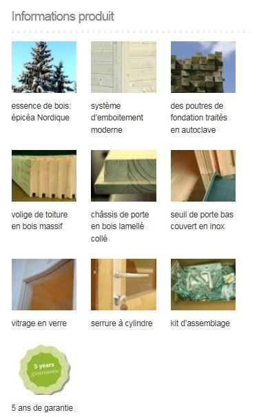 Lara 6,0 m² info