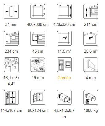 Lisa 11,5 m² desc