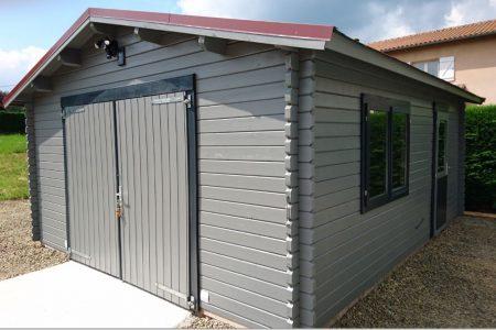 Garage 23.90 m²