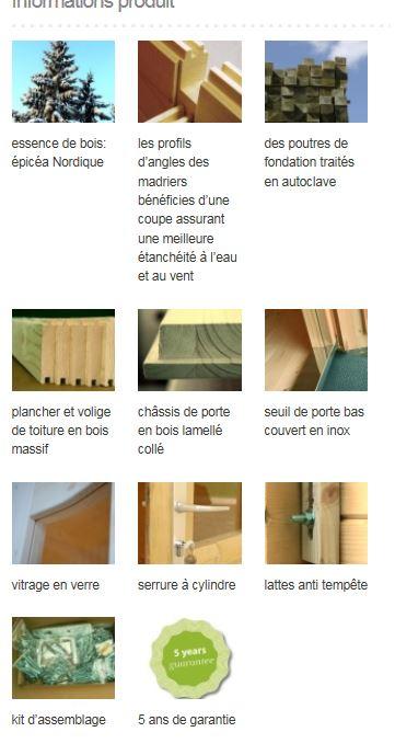 Melanie 6,8 m² info