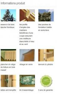 Mary 5.7 m² info