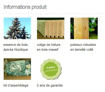 Robert 11,7 m² info